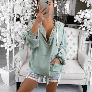 ekattire Sweaters - SUNDOWN— in Sage Mint